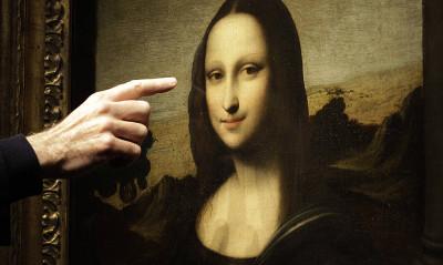 "Кто украл картину Леонардо да Винчи ""Мона Лиза"" (""Джоконда"")?"