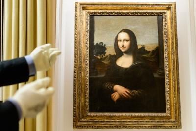 "Кто украл картину Леонардо да Винчи ""Мона Лиза""?"
