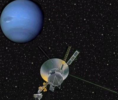 """""""Вояджер-2"""" приближается к орбите Нептуна."""
