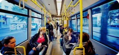 Почему москвичи не спешат пересаживаться на общественный транспорт?