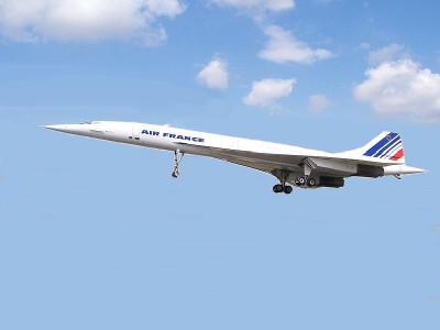 Самолет «Конкорд»