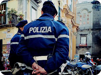Чем пахнет полицейский?