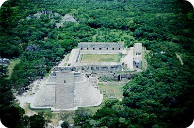 Чем славится древний город Ушмаль?
