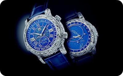 Чем желанны часы Sky Moon Patek Philippe?
