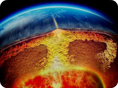 Как добраться до центра Земли? Самая безумная идея