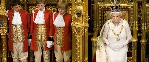 Королева Елизавета II - оплот традиций королевской семьи.