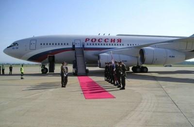 Подготовка к визиту президента