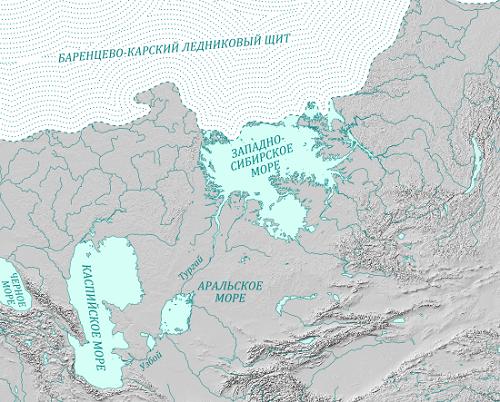 проект создания искусственного Западно-Сибирского моря