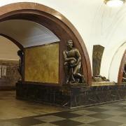 Скульптуры Рабиновича.