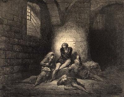 Тюрьмы в период Средних веков