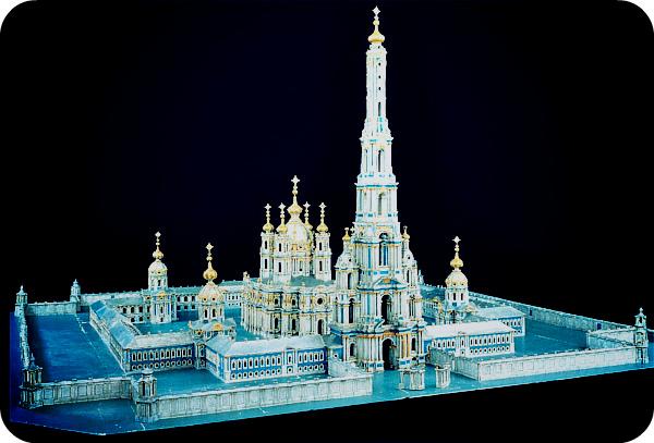 Почему Франческо Растрелли не смог достроить Смольный собор?