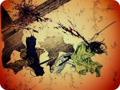 Где ступала нога великого самурая Мусаси Миямото?