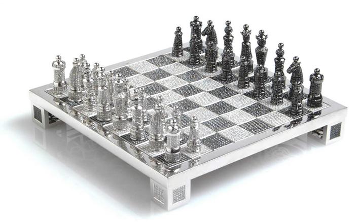 «Королевские Алмазные Шахматы»