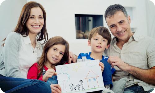 В детоцентристской семье главное - это дети.