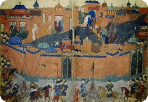 Багдадские бани