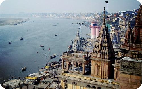 Варанаси - старейший город Индии.