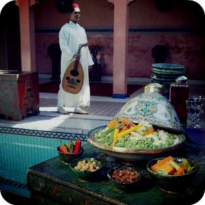 Арабская кухня - четыре главных направления
