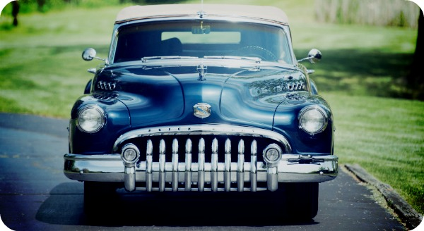 Buick Roadmaster (1947).