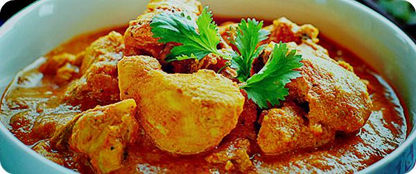 Как готовят курицу в Индии?