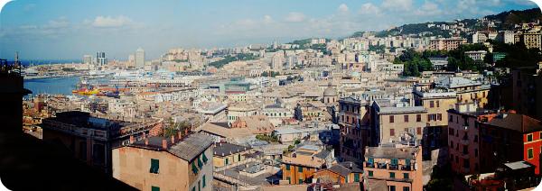 Чем известен итальянский город Генуя?