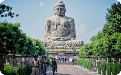 Чем известен индийский город Бодхгая