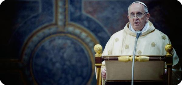 Папа Римский Франциск I.