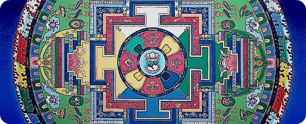 Где посмотреть на предметы тибетского искусства?