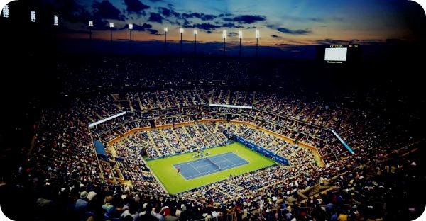 Чем US Open отличается от Уимблдона