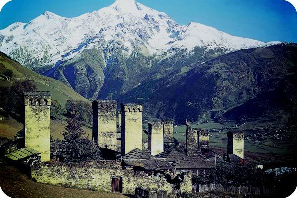 Крепость Хихани.