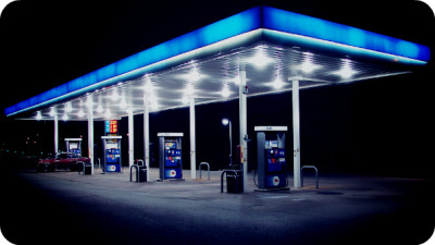 Кто придумал бензин?
