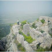 Развалины крепости царицы Тамары