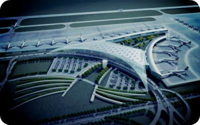 Где разместить аэропорт