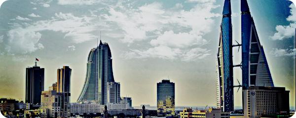 небоскребы бахрейна