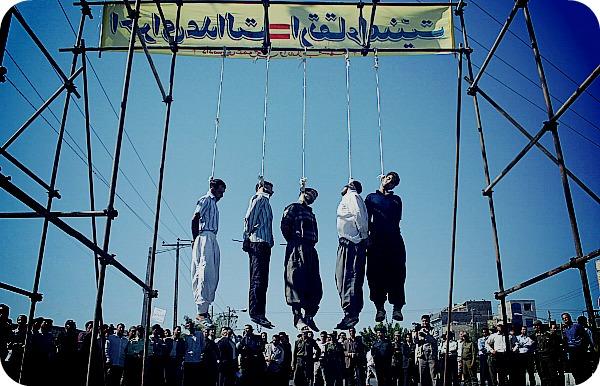 Смертная казнь в Иране за гомосексуальные связи