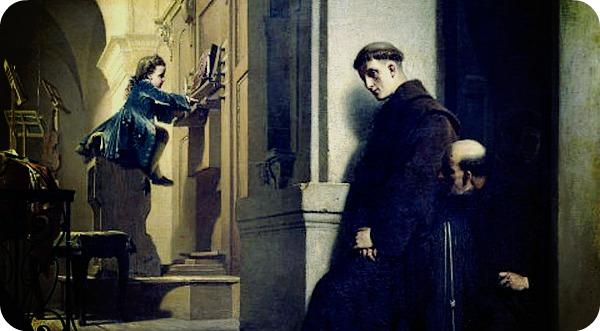 3 факта о юном Моцарте