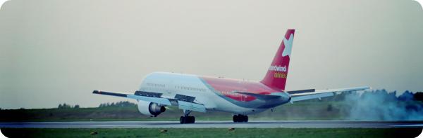 Чем опасна посадка самолета?