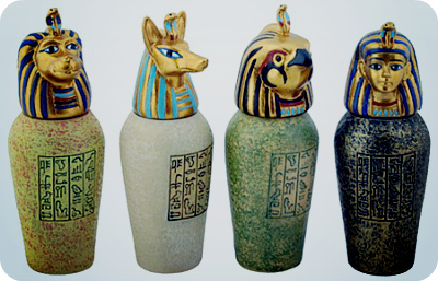 Как сделана мумия?