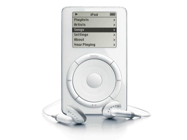 Как изменился iPod за 15 лет (2001-2016)?