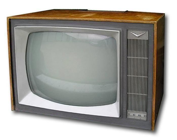 Как работает кинескопный телевизор?