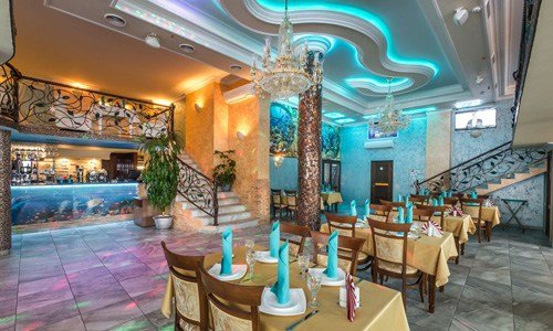 Подборка рыбных ресторанов Москвы