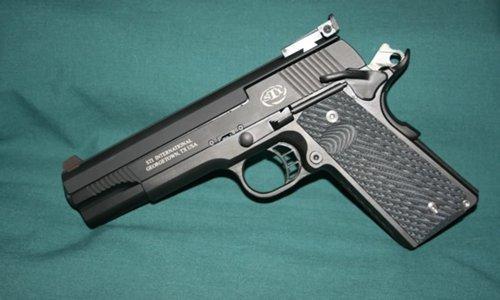 Охолощенное оружие - пистолеты схп