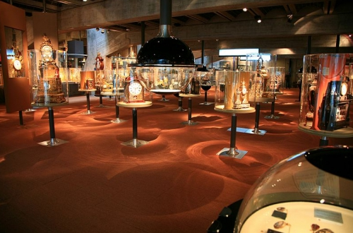 Музей швейцарских часов